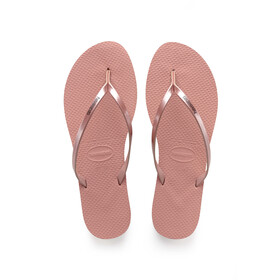 havaianas You Metallic Sandalen Dames, rose gold